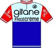 Gitane - Frigécrème 1973 shirt