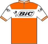 Bic 1973 shirt