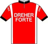 Dreher Forte 1973 shirt