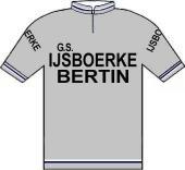 IJsboerke - Bertin 1973 shirt