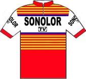 Sonolor 1973 shirt