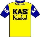 Kas - Kaskol 1973 shirt
