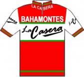 La Casera - Peña Bahamontes 1973 shirt