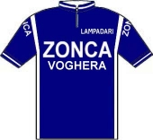 Zonca 1973 shirt