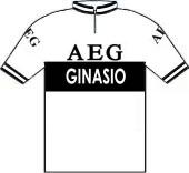 Ginasio de Tavira - AEG - Telefunken 1973 shirt