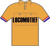 Locomotief - Pontiac - Wevo 1952 shirt