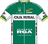 Caja Rural 2012 shirt