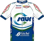 Saur - Sojasun 2012 shirt