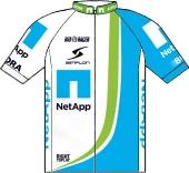 Team NetAPP 2012 shirt