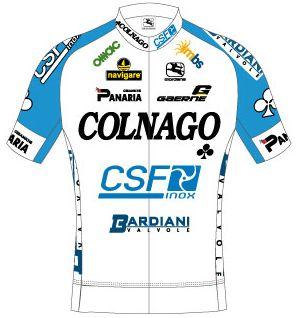 Colnago - CSF Inox 2012 shirt