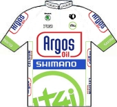 Team Argos - Shimano 2012 shirt
