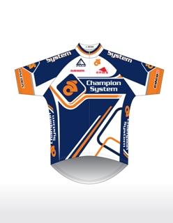 Champion System Pro Cycling Team 2012 shirt