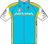 Astana Pro Team 2012 shirt
