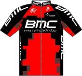 BMC Racing Team 2012 shirt