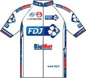 FDJ - Big Mat 2012 shirt