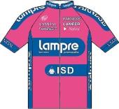 Lampre - ISD 2012 shirt