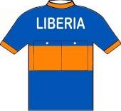 Libéria 1952 shirt