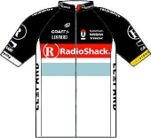 Radioshack - Nissan 2012 shirt