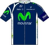Movistar Team 2012 shirt