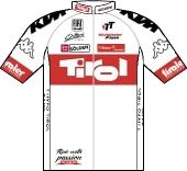 Tirol Cycling Team 2012 shirt