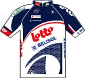 Lotto Belisol Team 2012 shirt