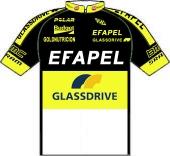 Efapel - Glassdrive 2012 shirt