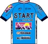 Start Cycling Team - Atacama Flowery Desert 2012 shirt