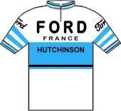 Ford France - Hutchinson 1966 shirt