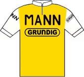 Dr. Mann - Grundig 1966 shirt