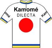 Kamomé - Dilecta - Dunlop 1966 shirt