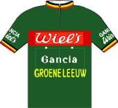 Wiel's - Gancia - Groene Leeuw 1966 shirt