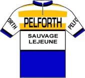 Pelforth - Sauvage - Lejeune 1966 shirt