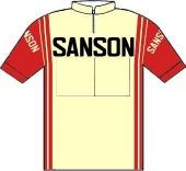 Sanson 1966 shirt