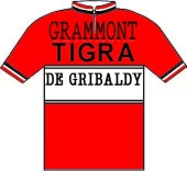 Grammont 1966 shirt