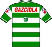 Sporting - Gazcidla 1966 shirt