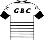 G.B.C. - Zimba 1971 shirt