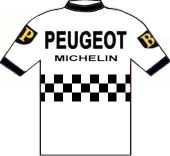 Peugeot - BP - Michelin 1971 shirt