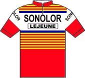 Sonolor - Lejeune 1971 shirt