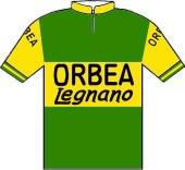 Orbea - O.A.R. - Legnano 1971 shirt