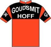 Goudsmit Hoff 1971 shirt