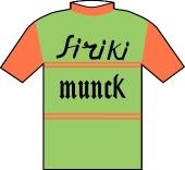 Siriki - Munck 1971 shirt