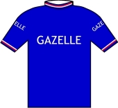 Gazelle Cycles 1971 shirt