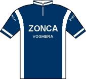 Zonca 1971 shirt