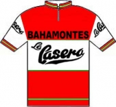 La Casera - Peña Bahamontes 1971 shirt