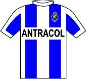 F.C. Porto - Antracol 1971 shirt