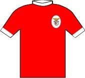 Benfica 1971 shirt