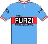 Furzi 1974 shirt