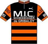 M.I.C. - Ludo - De Gribaldy 1974 shirt