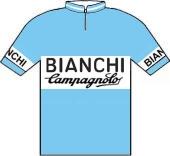 Bianchi - Campagnolo 1974 shirt