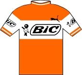 Bic 1974 shirt